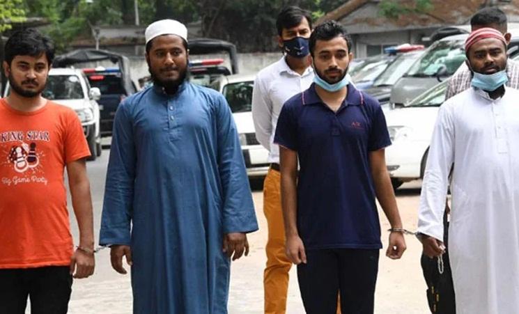 পুলিশ-বিজিবির ওপর হামলা চালিয়ে আফগানিস্তানে পালাতে চেয়েছিল ৪ জঙ্গি