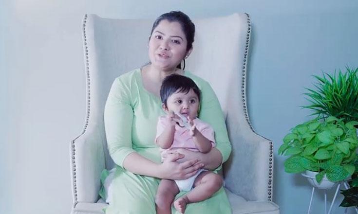 শিশুর নিরাপদ যত্ন নিশ্চিতে 'প্যারাসুট জাস্ট ফর বেবি'