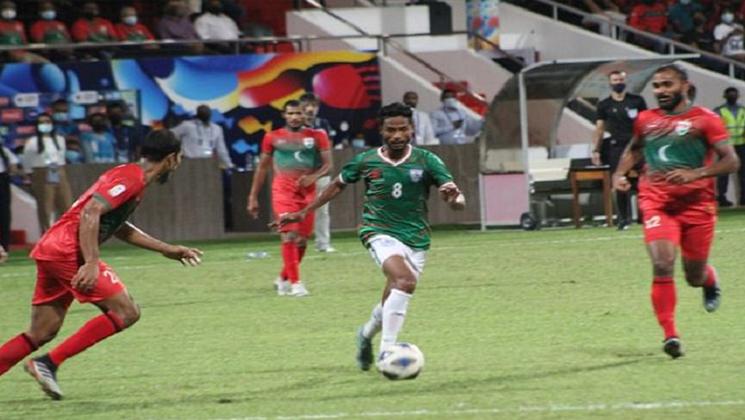 ' ফুটবল এর ফাইনালে খেলবে বাংলাদেশ'